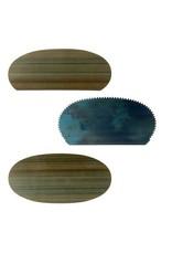 Steel Palette Set of 3