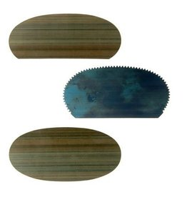 Just Sculpt Steel Palette Set of 3