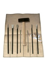 Sculpture House SH Miniature Stone Carving Set of 8