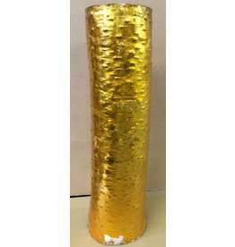 Chrome Gold Birch Log