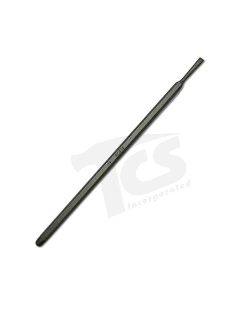 Milani Carbide Hand Flat Chisel 04mm 5/32