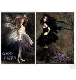 Sideshow Collectibles Good Faery And Bad Faery Set