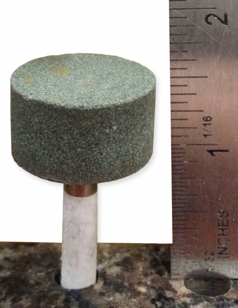 Just Sculpt Silicon Carbide Mounted Stone #32 (1/4'' Shank)