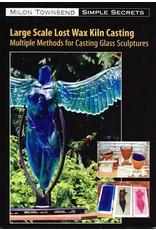 Just Sculpt Large Scale Lost Wax Casting Milon Townsend 2 DVD Set