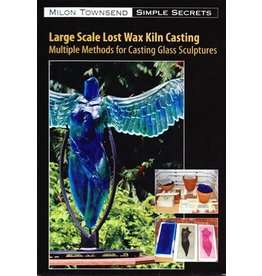 Just Sculpt Large Scale Lost Wax Casting Milon Townsend 2 DVD Set