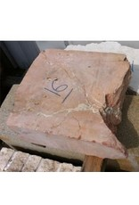 Stone Rosso Alicante 16''x11''x6'' 130lb Stone