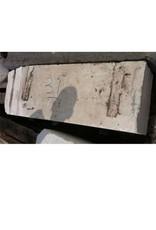Stone White Marble 54''x16.5''x10.5'' 808lb Stone