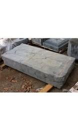 Stone Belgian Black Marble 55''x27''x9'' 1180lb Stone