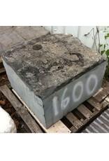 Stone Belgian Black Marble 31''x31''x20'' 1600lb Stone