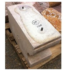 Stone Light Brown Sandstone 17''x11.5''x8'' 174lb Stone