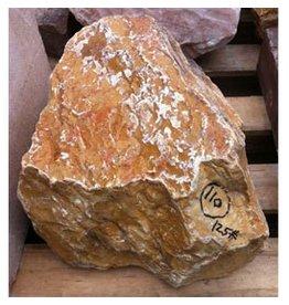 Stone Giallo Siena Marble 15''x12''x9'' 125lb Stone
