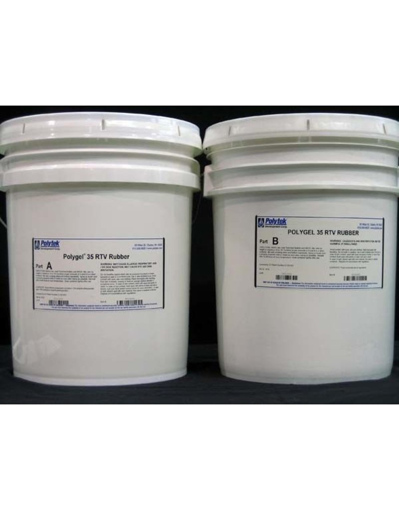 Polytek Polygel 35 10 Gallon Kit
