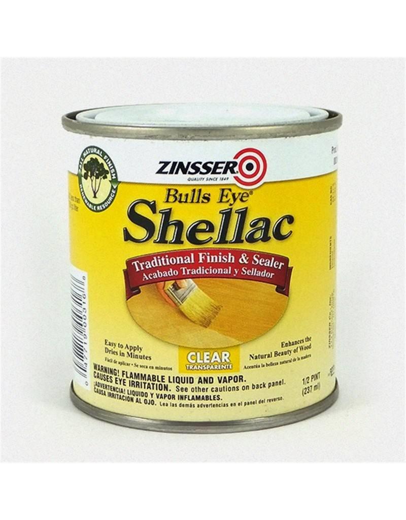 Zinzer Shellac Clear 8oz