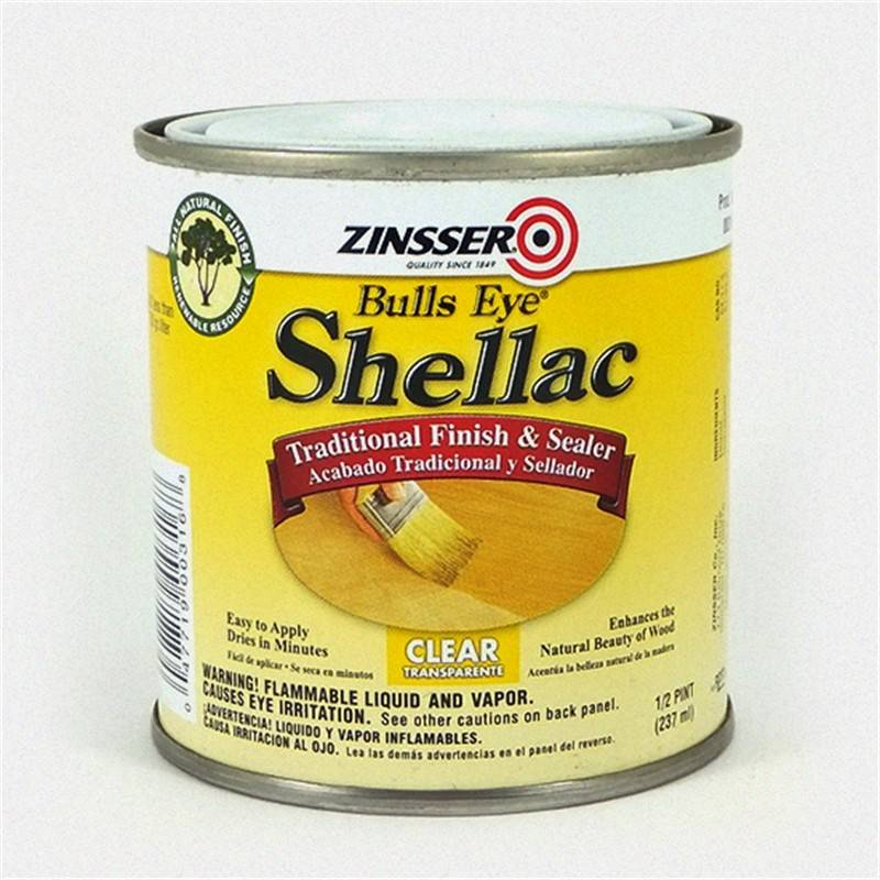 Shellac Clear 8oz