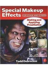 Just Sculpt Special Makeup Effects Volume 2 Todd Debreceni's Book