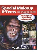 Special Makeup Effects Volume 2 Todd Debreceni's Book