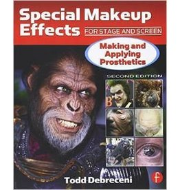 Just Sculpt Special Makeup Effects Volume 2 Todd Debreceni's Book