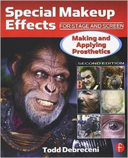 Special Makeup Effects Volume 2 Todd Debreceni's Book