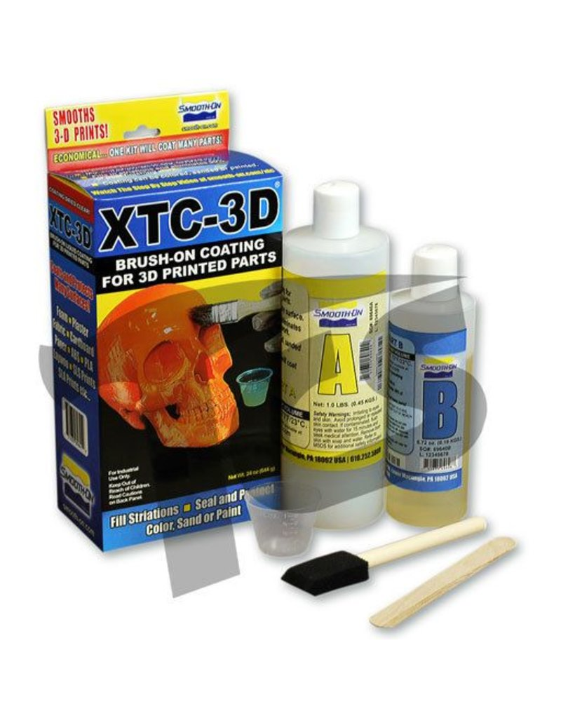 Smooth-On XTC-3D 24oz Trial Kit