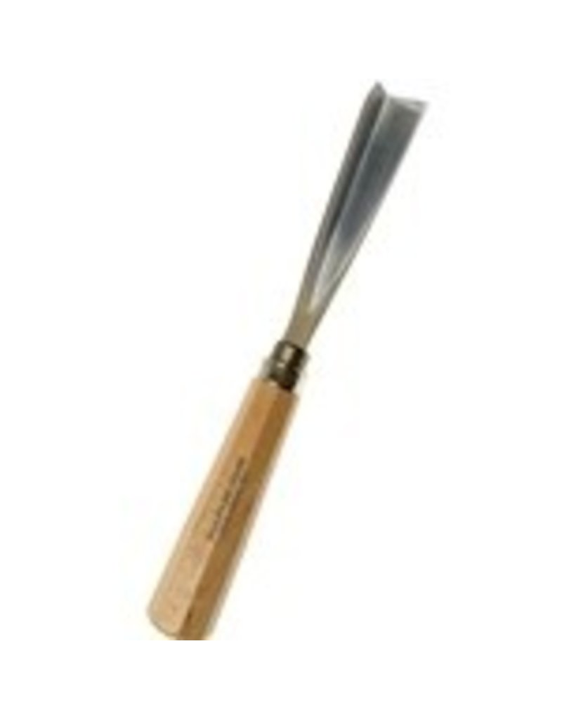Sculpture House #41 Straight V Parting Chisel 1/2'' (12.5mm)