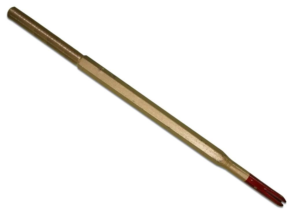 Cuturi Carbide Pneumatic 2 Tooth Chisel (7.5mm shank-type E)