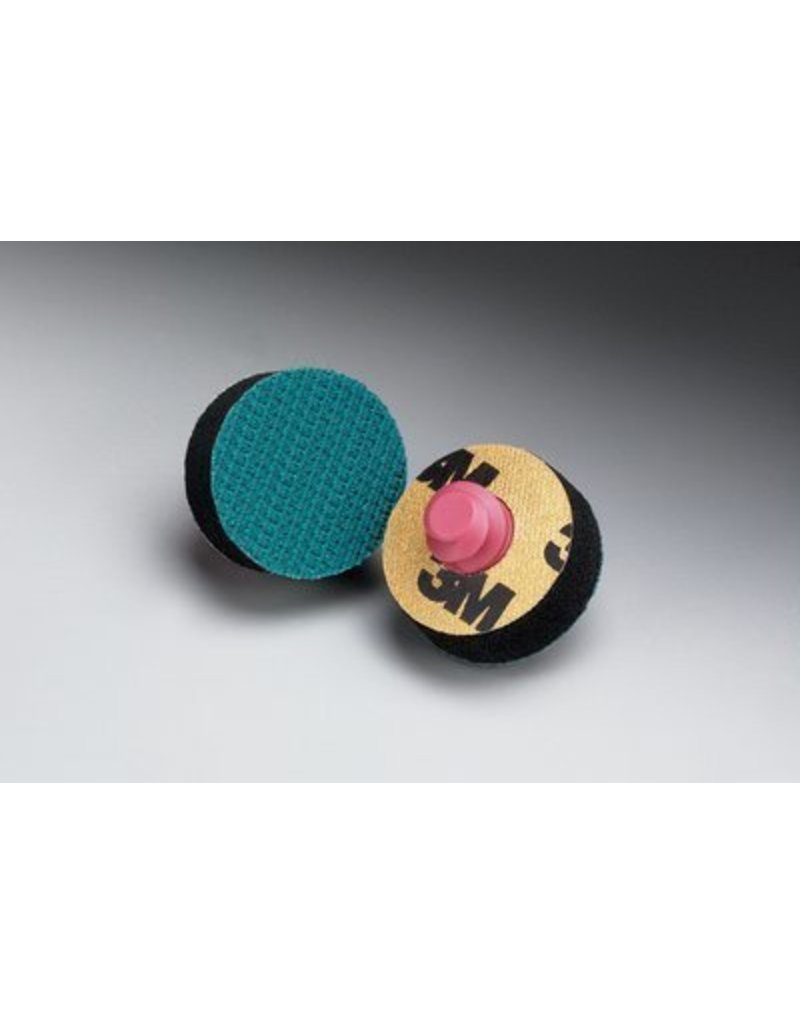 3M QRS Velcro Sponge Pad 1'' (Type J)