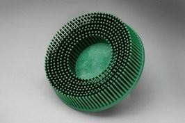 3M 3M ROLOC Bristle Brush 3'' Green 50 GRIT