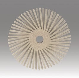 3M 3M Radial Bristle Disc 3'' White 120Grit (5 Pack)