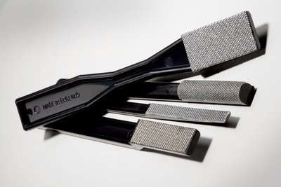 3M 3M Diamond File Style #1 Black 120 Grit