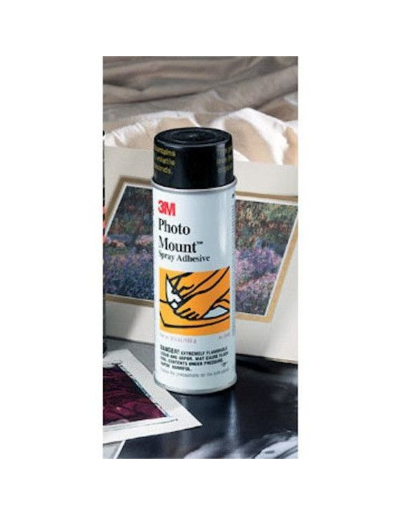 3M 3M Photo Mount Spray Adhesive 10.3oz