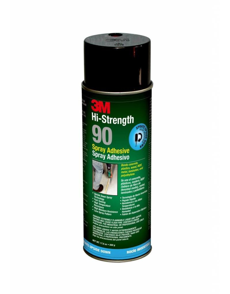 3M 3M Hi-Strength 90 Spray Adhesive 17.6oz
