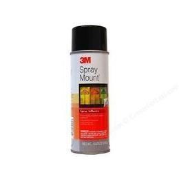 3M 3M Spray Mount Spray Adhesive 10.3oz