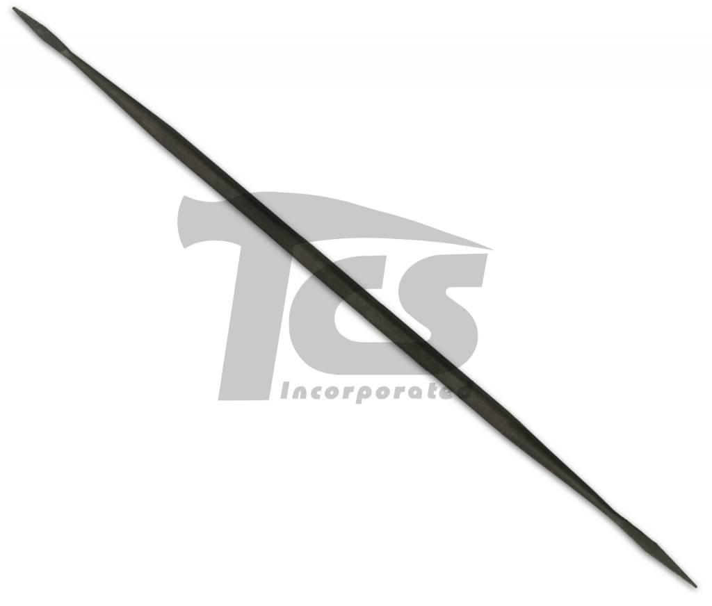 "Swiss/English Steel Riffler #919 6"""