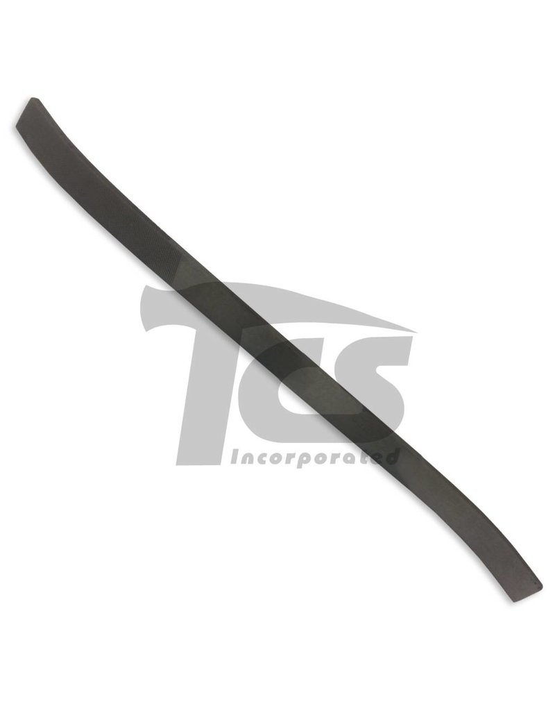 Just Sculpt Swiss/English Steel Riffler #761 7""