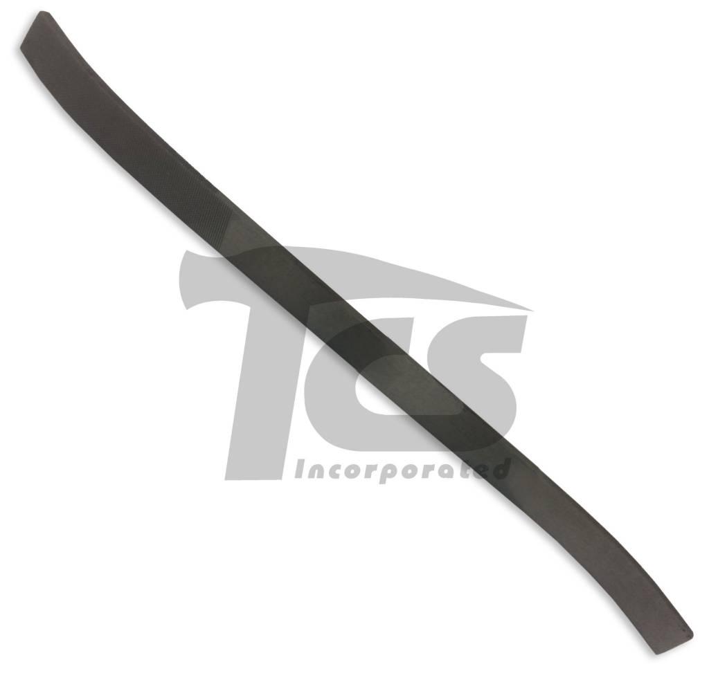 "Swiss/English Steel Riffler #761 7"""