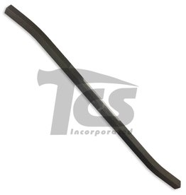 Swiss/English Steel Riffler #7630 7""