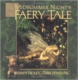 Just Sculpt A Midsummer Night's Faery Tale Book