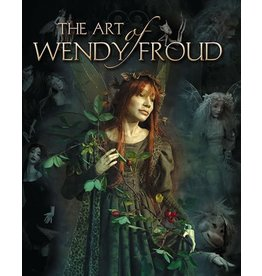 Just Sculpt The Art Of Wendy Froud Book