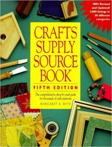 Just Sculpt Craft Supply Source Book Boyd