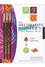 Just Sculpt Decorative Painter's Color Shaper Book