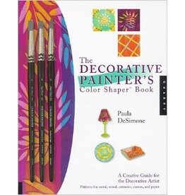 Decorative Painter's Color Shaper Book