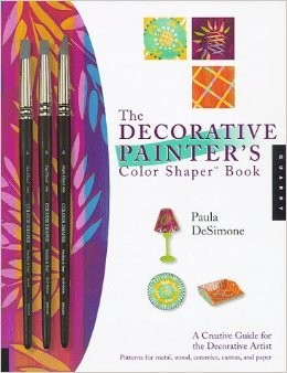 Just Sculpt Decorative Painter's Color Shaper Book