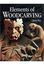 Elements Of Woodcarving Book
