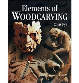 Just Sculpt Elements Of Woodcarving Book