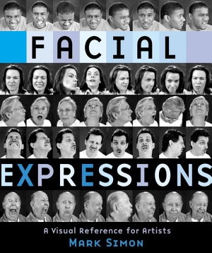 Facial Expressions Simon Book
