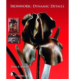 Schiffer Publishing Ironwork Dynamic Detail Meilach Book