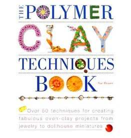 Just Sculpt Polymer Clay Techniques Book