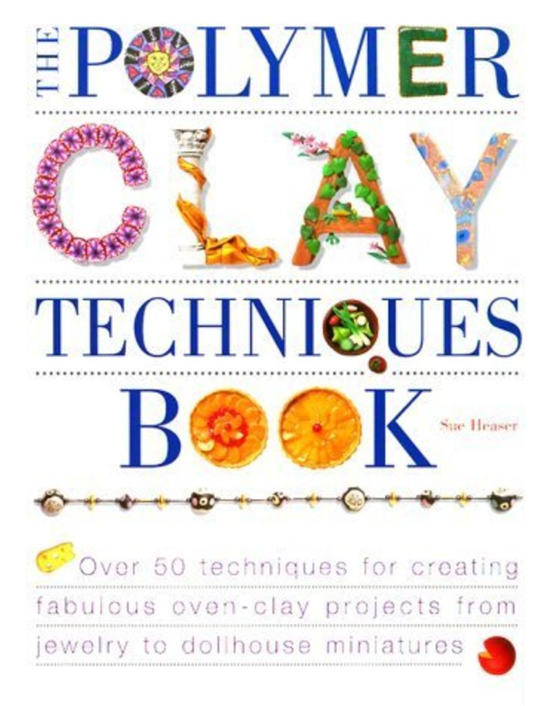 Just Sculpt Polymer Clay Techniques Book