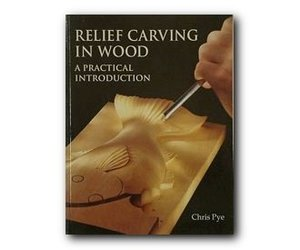Relief carving in wood pye book the compleat sculptor the