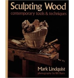 Sculpting Wood Lindquist Book